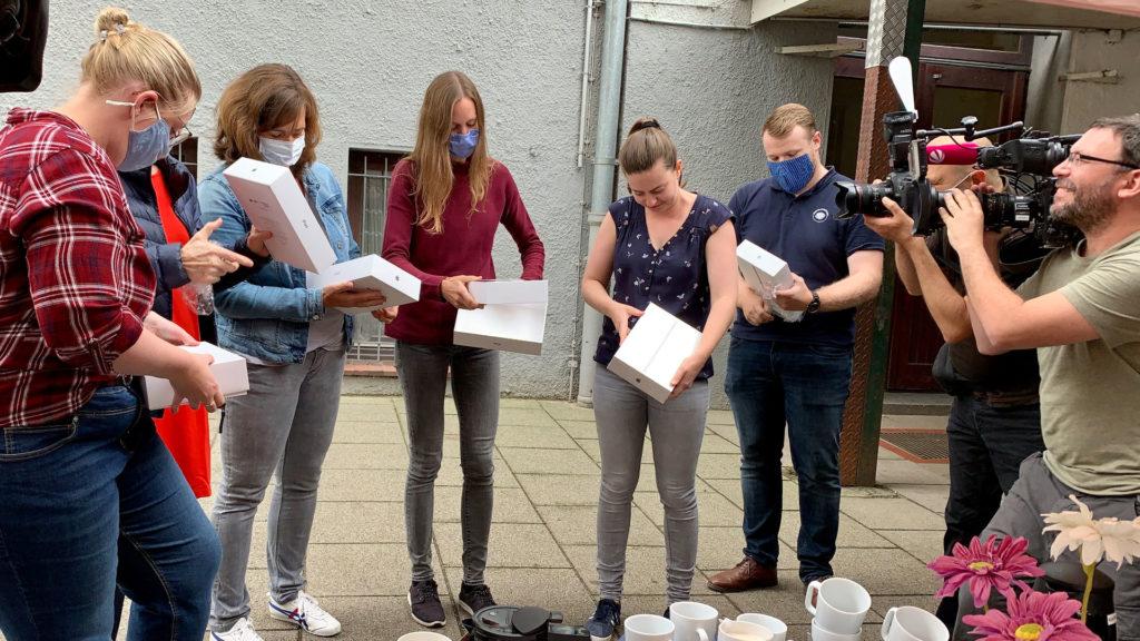 Bremen verteilt 100.000 iPads an Schülerinnen und Schüler